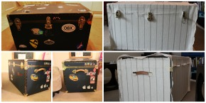 Refinishing my Ugly Cadet Trunk – Part 1
