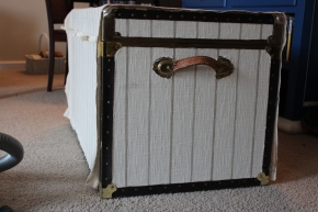Refinishing my Ugly Cadet Trunk – Part 1.25