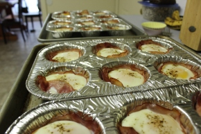 Ham & EggCups