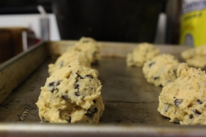 Back to Blogging with Chocolate Chip Cookies!