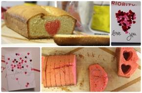 Valentine's Cake andCards